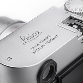 Leica M-P (Typ 240), Silver Chrome Finish