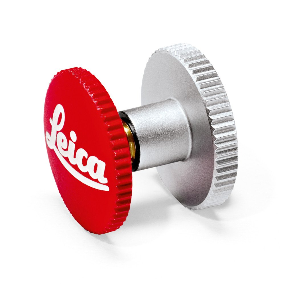 Leica Soft Release Button, 12mm, Chrome 4
