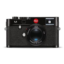 Leica Summarit-M 75mm f/2.4 Black Anodized Finish