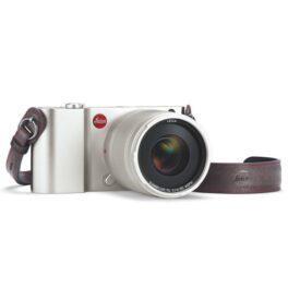 Leica Strap Lug Leica T, Silver