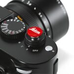 Leica Soft Release Button, 8mm, Chrome 3