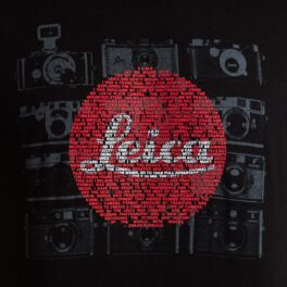 Leica 100 Year T-Shirt - Large