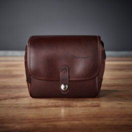 Frankfurt Cow-Hide Dark Brown - Full Leather