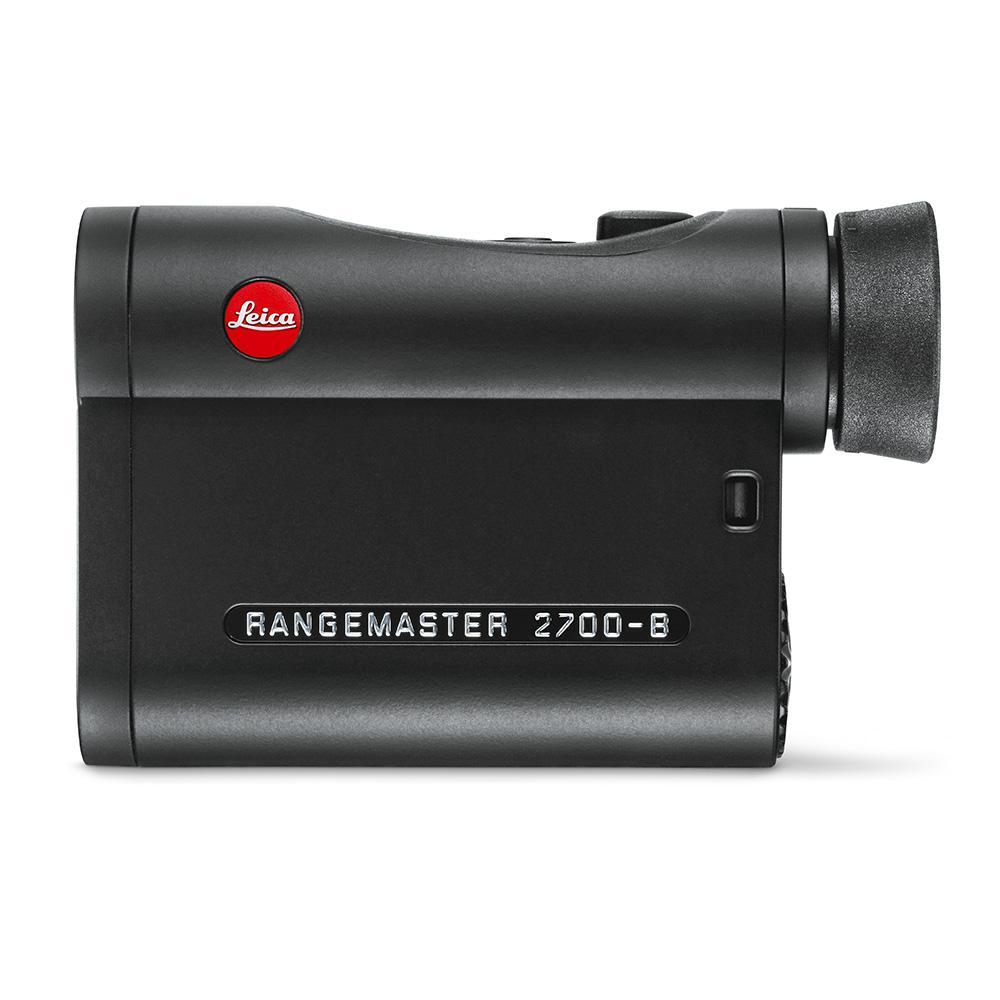 Leica Rangemaster CRF 2700-B Laser Rangefinder