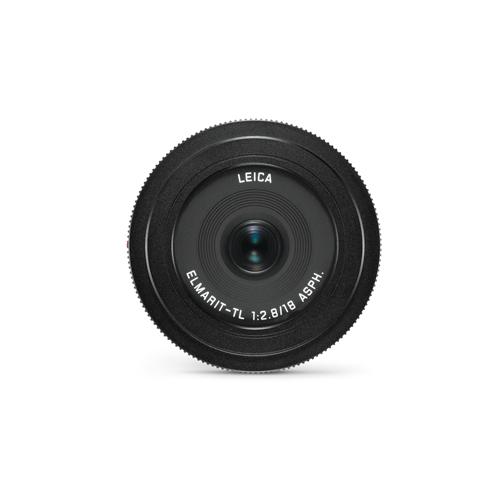 LEICA ELMARIT-TL 18 ASPH, Black 2