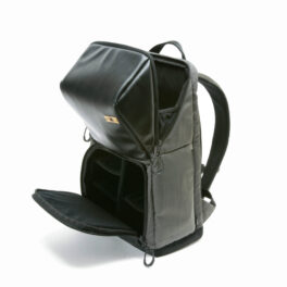 Artisan & Artist* ACAM-BS0001 Basalt backpack