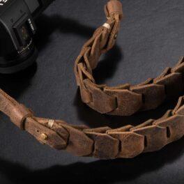 SL2 Hendrix Strap - Cigar Brown, 120cm