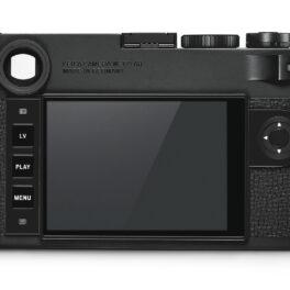 "Leica M10 Monochrom ""Leitz Wetzlar"" Edition"