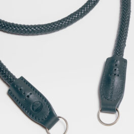 LEICA | ZEGNA Carrying Strap, Sprea Blue