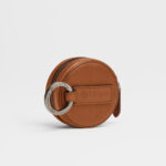 The LEICA | ZEGNA Round Wallet, Vicuna 3